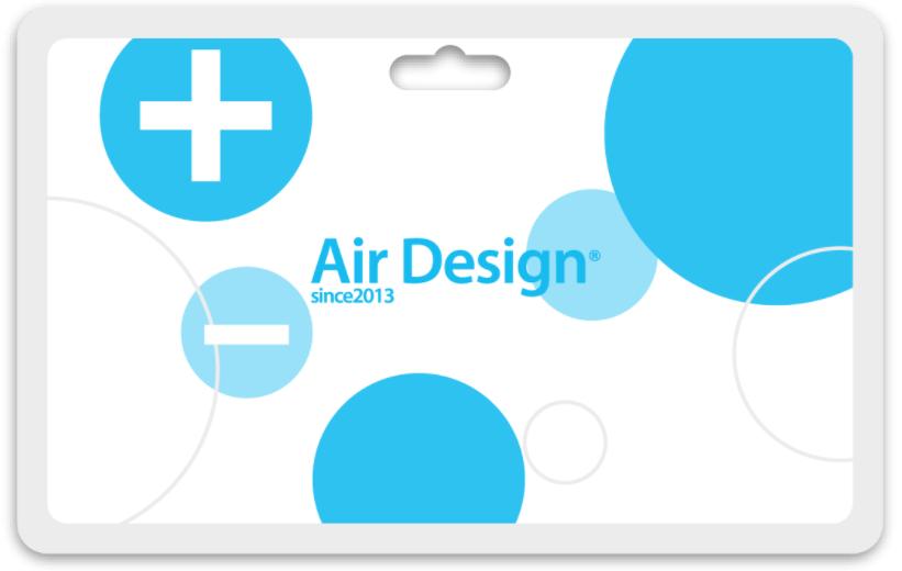 エアデザインカードとは